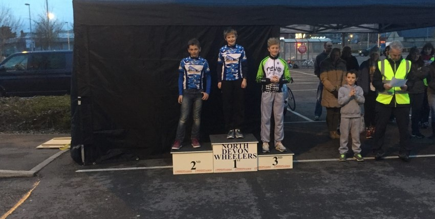 Reuben secures 3rd in Tour of Tesco Youth Series