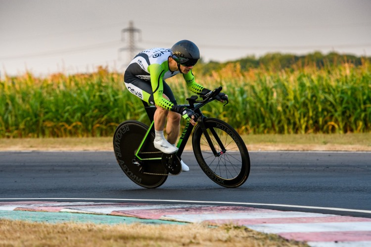 Matt Slater, Castle Combe Racing Circuit