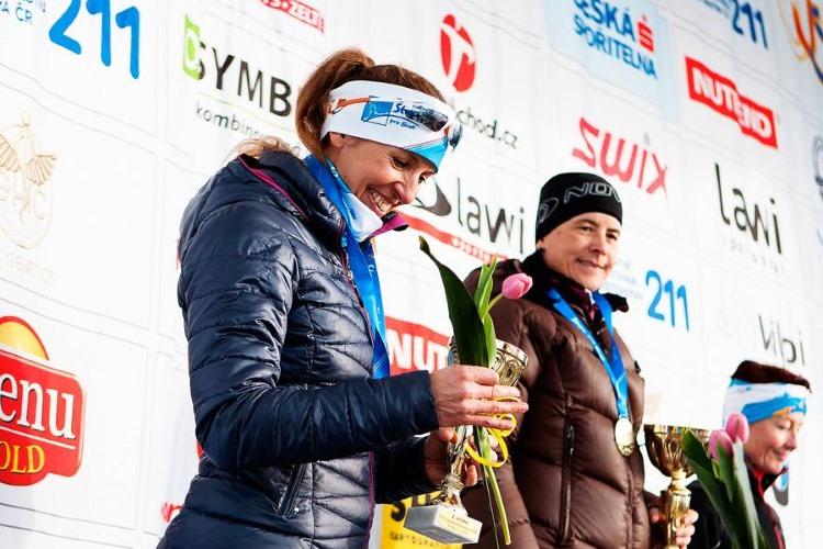 Rebecca Timothy, Sumavsky Ski Marathon