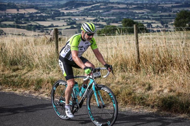 Julian Harper, Wiggle Mendips Sportive
