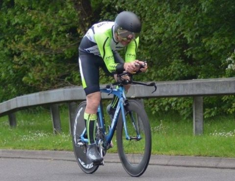 Steve Hockins-Thompson, S4/10 Time Trial