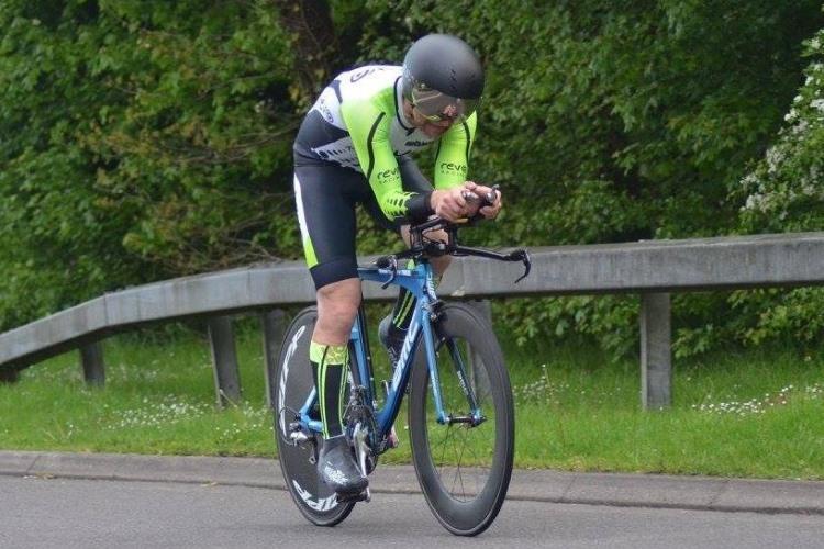 Steve Hockins-Thompson, S4/10 Time Trial